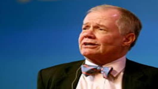 International investor Jim Rogers
