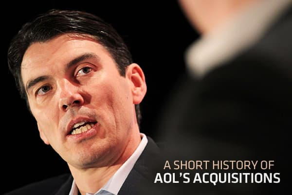 AOL has been on a shopping spree for content-driven websites. It's acquisition of Huffington Post is the latest of many similar deals. Click ahead to see which other content sites AOL has added to its roster under Tim Armstrong's leadership.