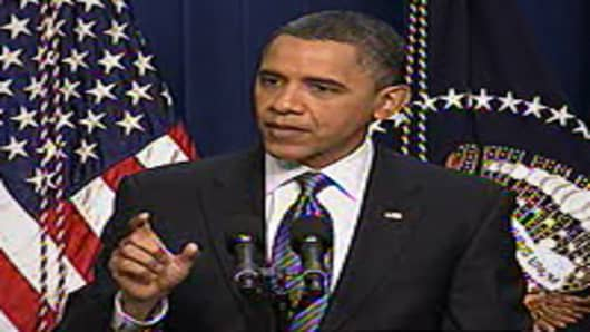 President Barack Obama News Conference