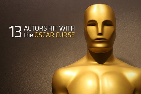 "As Academy Award season approaches, it's not uncommon to hear talk about the ""Oscar Jinx,"" a mysterious curse that has plagued past winners of the golden statuette. While logic would dictate that winning Hollywood's most prestigious award should catapult its winner into the A-list, the sad fact is that many Oscar-winning performers have seen their career trajectories plummet as soon as they finish their acceptance speeches. Click ahead to see the actors and actresses whose careers declined once"