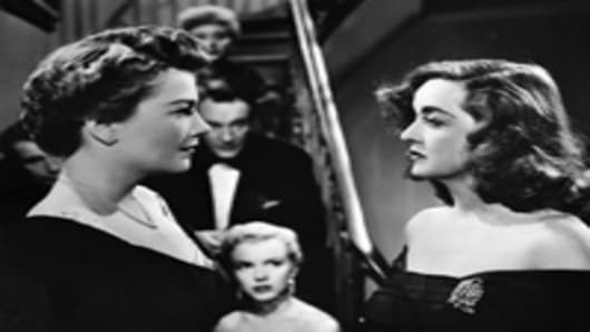 Betty Davis in 'All About Eve'