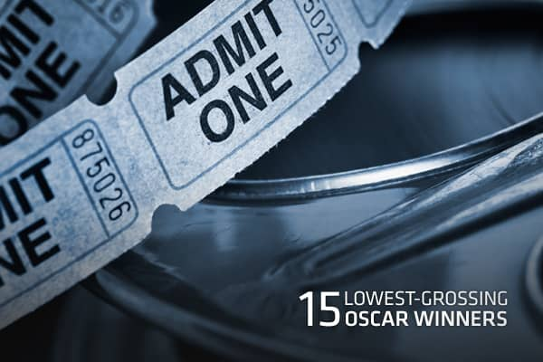 When it comes to effectively marketing a movie, it's hard to do better than the Academy Award for Best Picture. Driving Miss Daisy sold a respectable number of tickets in general release, but when it won the Oscar for Best Picture of 1989, its box office receipts jumped by almost 30%. However, while it's true that no Oscar winner for Best Picture has ever lost money, there are some movies that even Hollywood's most coveted award can't turn into blockbusters, and others that have won the award an