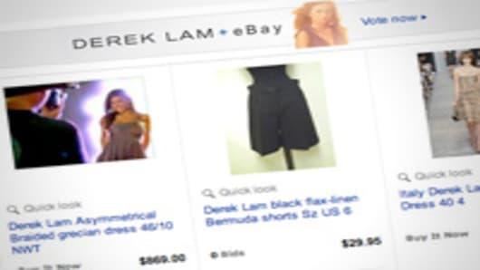 Derek Lam on Ebay