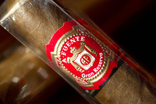 Price: $15Importer: JC Newman Manufacturer: Tabacalera Fuente Size: 4x49 Ring, 102 mm x 19.05 mmFormat: PerfectoWrapper: African CameroonBinder: Dominican RepublicFiller: Dominican Republic-LongThis cigar is handmade by the most experienced cigar makers, each of whom are limited to creating only 75 cigars per day. More mellow than the regular Fuente, this medium-bodied smoke is rich with a hint of sugar and spice. It is aged for six months in cedar lined aging rooms.
