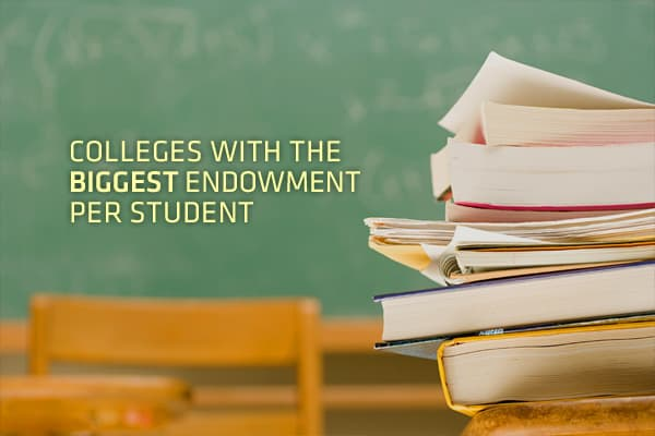 Though much is made of the sometimes staggering sums involved in college endowments, the size of the student body is also important because it gives you a better idea of the endowment's potential. And given the growing need for student financial aid, we thought it would be interesting to take a per-capita approach. To get an idea, CNBC.com sifted through new data from the National (NACUBO) and compared total endowment holdings to the total size of the student body, both undergraduate and graduat