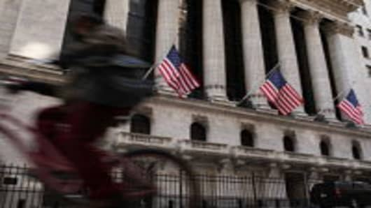New York Stock Exchange Announces Merger With Deutsche Borse