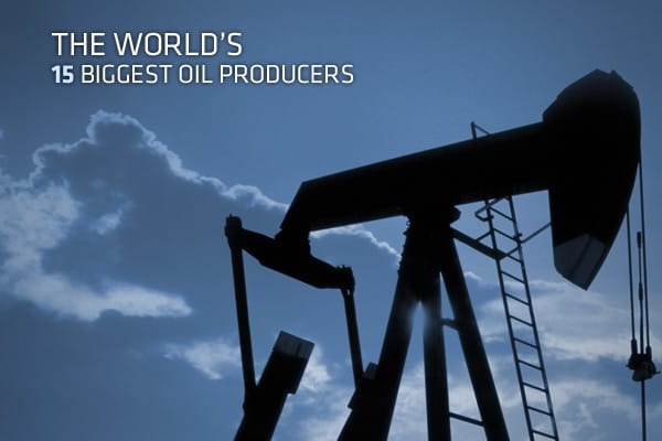 Unrest in the Middle East has put investors on high alert as crude oil prices move seemingly with every development in the region. In order to understand the effect of those events on both US and global oil markets, a key figure to watch is the amount of crude oil produced daily in each country. With data from the Energy Information Administration (EIA), a division of the Department of Energy, CNBC.com took a look at the countries that produce the most crude oil on a daily basis. Production is d