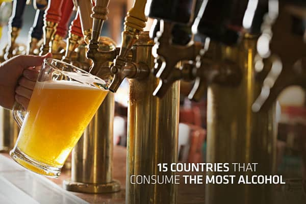 From country to country around the world, people's relationship with alcohol varies greatly. In some places it serves as a point of national identity, and in others it has become detrimental to a country's overall health. Recently, the World Health Organization (WHO) released on the global status of alcohol, in order to help countries combat the harmful use of alcohol and avoid negative health and social consequences. Along with data on estimated cost of alcohol abuse, drinking ages and drunk-dr
