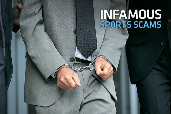 The lifestyle of a sports star may seem glamorous, with money, cars, homes and parties in droves, but it has its downside. Athletes are in the limelight, and their millions are on display for the entire world to see. Sports stars can be easy targets for financial scams — as these cases prove. Click ahead to see some of the most infamous financial scams involving sports stars.
