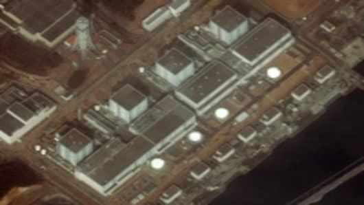 Fukushima Dai Ni Nuclear Power plant