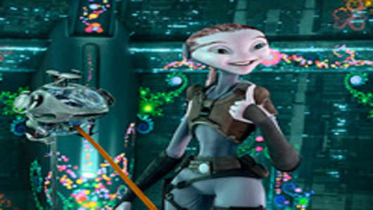 Mars Needs Moms Movie