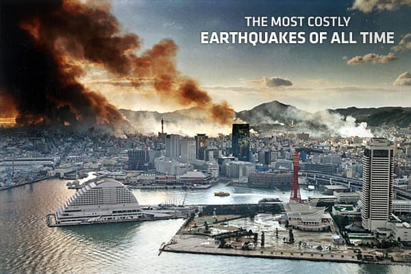 The March 2011 earthquake off the coast of Japan has rocked international markets as the world tries to gauge the reality of the human and economic devastation in the country. Japan's 9.0 magnitude earthquake is a rare event, according to the US Geological Survey (USGS). Globally we experience an average of only one earthquake above an 8.0 magnitude each year. This, of course, varies from year to year, with the most recent examples being four 8.0+ magnitude earthquakes in 2007 and zero in 2008.