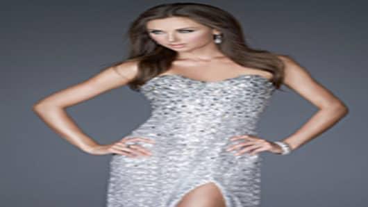 A $13,997 Prom Dress