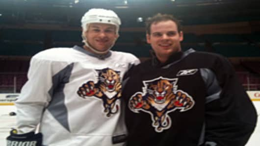 Marty Reasoner and Adam Reasoner