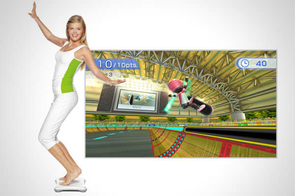 """Publisher: NintendoLess a sequel than an enhancement of the original game, """"Wii Fit Plus"""" added 21 new mini-games and exercises to the popular franchise, while retaining all the elements (and pricing) of its predecessor. It also included a calorie burn counting feature. It remains, to this day, the only video game endorsed by the American Heart Association."""