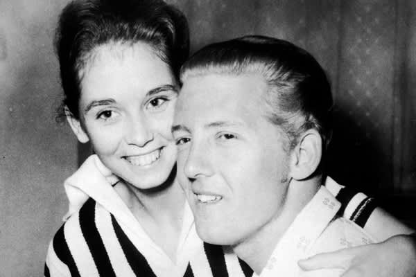 "Divorced: 4 timesJerry Lee Lewis is one of the most important figures of early rock 'n roll. A contemporary of Elvis Presley and Johnny Cash, his hit singles, such as ""Great Balls of Fire,"" are among the most important in pop music history. However, his personal life could , at best , be described as turbulent. His first marriage was to Dorothy Barton, and it lasted just under two years. According to a 1978 People magazine interview, he was 14 years old at the time of the marriage and she was 17"