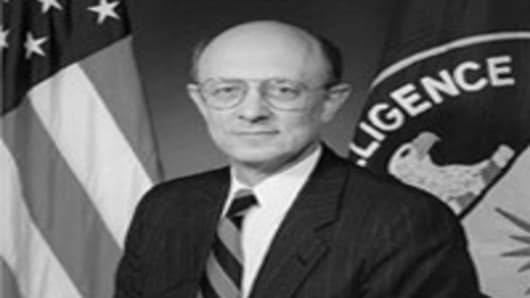 R. James Woolsey, 16th Director of Central Intelligence