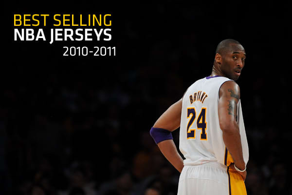 It's the ultimate NBA popularity contest: the annual list of the league's best selling jerseys. Fans put down their hard - earned cash to support the players they love the most. While some players remain consistently popular there are always surprises who crack the top 10. The NBA's top-selling jerseys list is based on sales on NBAStore.com since the start of the 2010-11 NBA season and is the official list released by the league. So, which players wear the best-selling NBA jerseys? Click ahead t