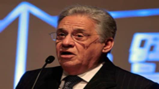 President Fernando Cardoso