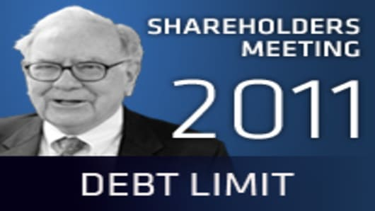 Shareholders Meeting 2011: Debt Limit