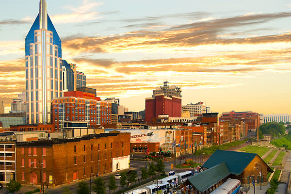 "Metro population: 1.4 millionUnemployment rate: 9.1%Cost of living index: 90.5 (100 is average) Among the 50 biggest metropolitan areas, Nashville ranks No. 2 for indie culture (Keep clicking to find out who's No. 1!). ""You don't think of Nashville as a cool, hip place, but its' become one. It's segwaying from country music to more mainstream music,"" Sperling said. ""Because of all these great music studios available, and the fact that there is a whole lot of culture dealing with all aspects of m"