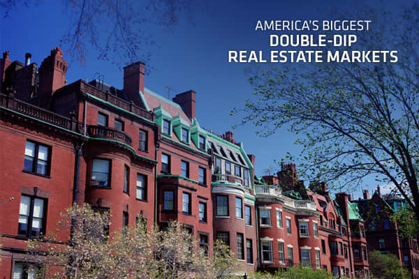 In its quarterly report on home values, real estate website  painted a bleak picture for the U.S. housing market, with negative equity hitting a new high and with home values showing signs of a double dip. Using the Zillow Home Value Index (ZHVI) as a barometer, the company reported that home values fell faster in the first quarter of 2011 than in any quarter since 2008, falling 3 percent from the previous quarter and 8.2 percent year over year. In addition, foreclosures were on the rise in the
