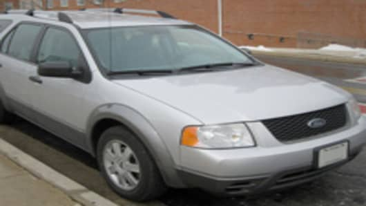 2005-2007 Ford Freestyle
