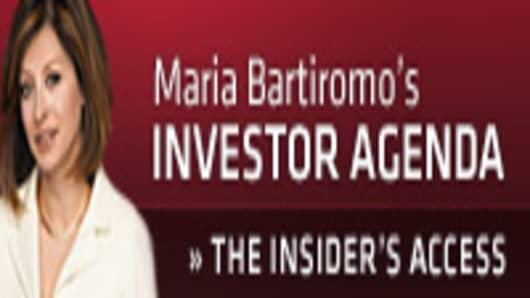 Maria Bartiromo's Investor Agenda