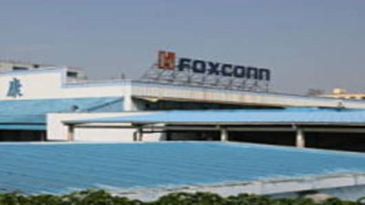 A general view of Foxconn factory taken on May 25, 2010 in Shenzhen, Guangdong Province of China. A 19-year-old employee of Taiwanese technology giant Foxconn fell to his death at the company's plant in southern China - the 11th such death this year.