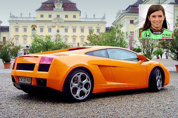 Known personal vehicles: Lamborghini Gallardo, Mercedes ML 63 AMG