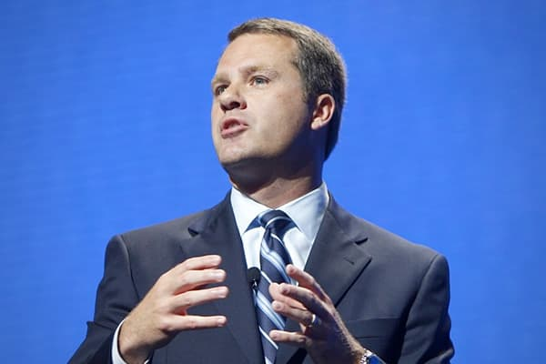 "Doug McMillon is the president and CEO of Wal-Mart Stores, Inc. Wal-Mart was his first employer, and they've remained his one and only ever since he started working at their Arkansas warehouse at age 17 for $6 an hour. Today, McMillon sits high atop Wal-Mart's corporate ladder. However, he claims that he learned skills at his first job that he still applies today at the highest level of power. ""Teamwork wins and hard work pays off,"" ""If you don't take care of the basics like showing up on time a"