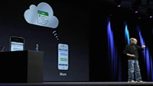 iCloud Storage System