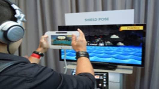 Nintendo Wii U Console Demo