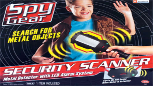 Spy Gear Security Scanner