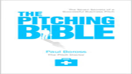 The Pitching Bible by Paul Boross
