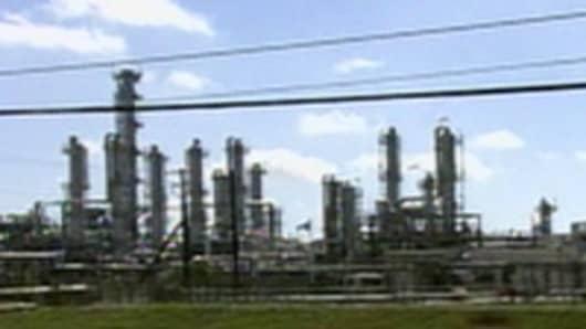 IEA Oil Reserves