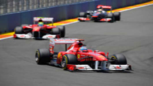 European Formula One Grand Prix