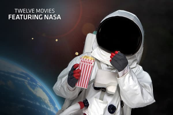 This July, the agent of American space exploration better known as NASA, will launch its last shuttle - marking the final flight for the 30-year program, and quite possibly, the end of an era in film. Worlds beyond our own have served as fodder for a national fascination, most dramatically reflected on the silver screen. Since the first American went into space, filmmakers as well as audiences have embraced the astronaut-as-hero narrative in present, future, and even animated forms. Starting in