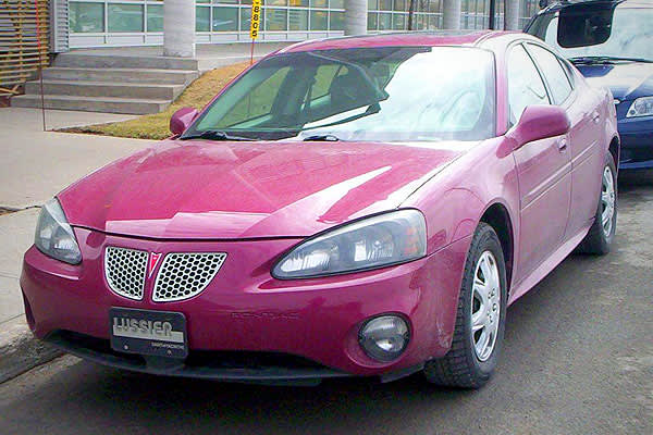 "Violations: 182%Average Age: 40% Male: 41%Pontiac's sporty and inexpensive model attracts price-conscious, aggressive drivers, according to Quality Planning. ""The Pontiac Grand Prix doesn't have the same street cred as some of the other cars on this list,"" says Padgett, ""but it has an attitude in its looks that probably has parallels in the people who buy them second and third-hand. Supercharged versions were available, too, so it's not out of the question to rocket up to 120 or 125 mph in one,"