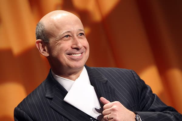 Lloyd Blankfein is the chairman and CEO of Goldman Sachs Group Inc. He was born in the Bronx , N.Y.,  and raised in a Brooklyn housing project by his father, a postal employee, and his mother, a receptionist. He went to work himself as a vendor at Yankee Stadium while he was still a boy.Blankfein attended Harvard and earned a Juris Doctor degree from Harvard Law School. After working as a tax attorney he joined J. Aron & Co., a subsidiary of Goldman Sachs and worked his way up to the position of