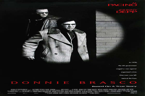 Total Domestic Gross: $56.66 millionStudio: SonyRelease Date: Feb. 28, 1997Production Budget: N/ADid you know?During a two day break in filming, Michael Madsen impulsively proposed to and married DeAnna Madsen. According to Madsen, when he told Al Pacino, Pacino was disgusted with Madsen's impulsiveness, but the Madsens have now been married for almost 15 years.