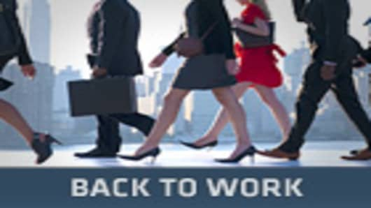 Back To Work - A CNBC Special Report