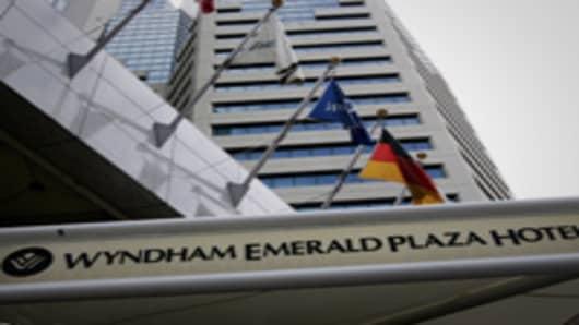 Wyndham Hotel, San Diego
