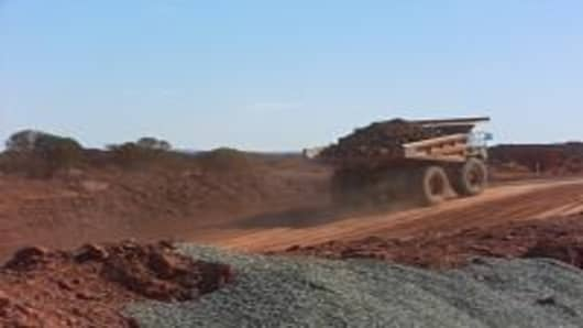 Sandfire Resources mine in Western Australia will begin full production in early 2012.