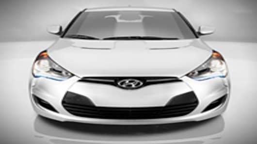 Hyundai's Veloster