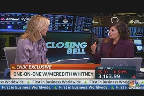 Whitney: State Spending At Record Levels