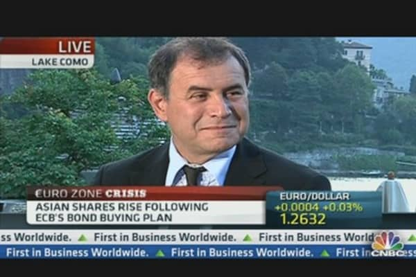 Roubini: ECB Has Only Bought Time