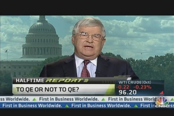 Chances of QE3 This Week Are 50-50: Olson