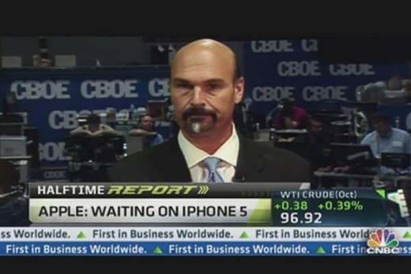 Jon Najarian Trades Apple's iPhone 5 Hype