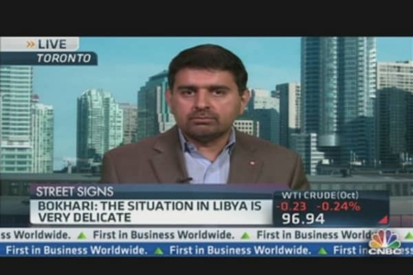 Geopolitical Impact of Attacks: Oil Tipping Point